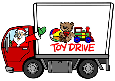SeaComm Employees Hold Toy Drive to Benefit Local Children