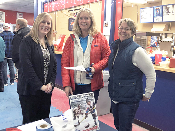 SeaComm Pays It Forward to Local Hockey Fans