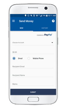 SeaComm Mobile Branch PayPal