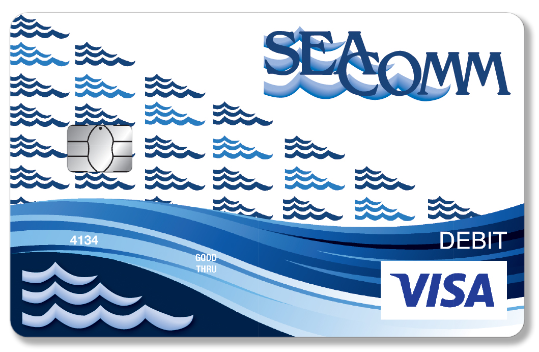 SeaComm Debit Card